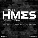 HMES @ Special 13.000.000 Minutes Listened Mix 2017