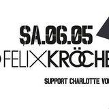 Charlotte Vogel @ Felix Kröcher Ohrakel 06.05.2017