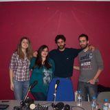 The Callas & Elias Vamvakousis @Be my guest Radioshow 23.02.2014