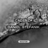 Cadenza Podcast | 131 - Daniel Stefanik (Source)
