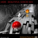 MDB - BEAUTIFUL VOICES 023 (GUESTMIX FOR NATLIFE RS)