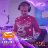 Armin Van Buuren - ASOT 895 (Tune Of The Year 2018) 20.12.2018