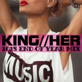 2015 END OF YEAR MIX