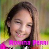 La meravigliosa Romina Perri  con Anna Crecco- Scegliere Scoprire Sorprendere 12-07-18