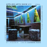 Applied Arts Show #11 – Urban Adult Contemporary Special 26.01.182018