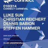 Steffen Hammer - At Connect / Club Underworld (01-03-2014)