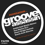 Groove Assassin @ Foundation Aug 2015