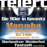 "Sunshine Live ""Die 90er"" @ Oktoberfest Kemnitz 2014-10-03 (Live-Ü)"