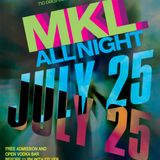 MKL Live @ Deep Space Pt. 2 - 7/25/11