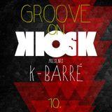 GNDB - live Groove on K-Barré  #10 -