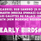 Early Birds #1 @ New Morning 17.12.16 - Martin Malin