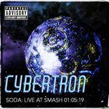 Cybertron: Live at Smash