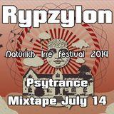 Rypzylon - Natürlich Irre Festival 2014 Progressive Trance / DJ-SET July14