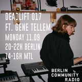 Deadlift 017 ft. Gene Tellem