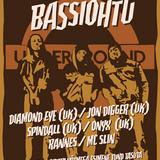 Dj Onyx (UK) @ Bassiõhtu - 3-3-12