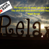 Nigel Bould - 6 towns radio - Sunday chill out zone