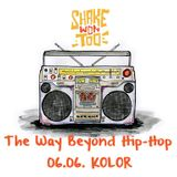 Warmup at ShakeWonToo @ Kolor 150606