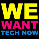 DJ Luís F @ WE WANT TECH NOW #1