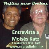 Viejitas pero Bonitas - Entrevista a Moisés Katz de El Sonido Discoteque (1/septiembre/2017)