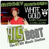 91.5 THE BEAT - MIDDAY MIX AUG 4