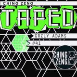 Ching Zeng Taped #41 - Grzly Adams