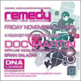 Doc Matin - Live @ Remedy (DNA Lounge, San Francisco) 11-03-06
