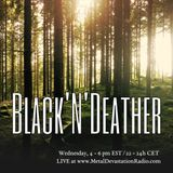 Black'N'Deather XXL Edition - 5 hours chockful of Black, Viking and Pagan Metal (may contain nuts)