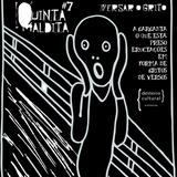 QUINTA MALDITA #7 VERSAR O GRITO
