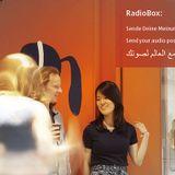 Live Veranstaltung YOURS Projektpräsentation und Einweihung RadioBox auf der mc PLAZA