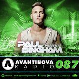 #87 PAUL BINGHAM - AVANTINOVA RADIO
