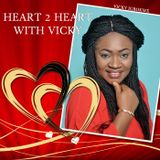 The Love Triangle on Heart 2 Heart with Vicky Igbokwe