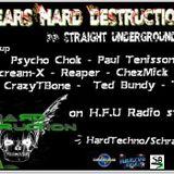 Scream-X - @ 3 Years Hard Destruction Broadcast, Straight Underground 2016-03-05