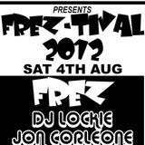 Jon Coreleone. Live @ Frez-Tival.