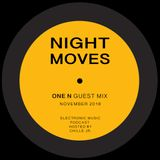 Night Moves 053_one n guest mix (04-11-2018)@Framed.fm