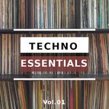 Dj Vertex Techno Essentials Vol 1