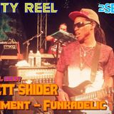 Mighty Reel 2SER with special guest Garrett Shider (of Parliament Funkadelic)