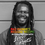 #ReggaeRecipe - In Conversation With Levi Roots