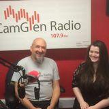 Derek McCutcheon interviews Amy Quinn from the Musical Show 'Side By Side By Sondheim' 15th August