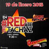 #enREDate con El Tachaz, 19 de Enero 2015
