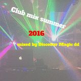 Club summer mix 2016 mixed by Discobar Magic dd