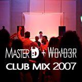 Club Mix 2007 (DJ Master D, 2018)