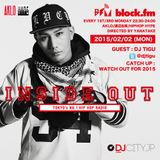 "block.FM ""INSIDE OUT"" radio 20 minutes DJ MIX(2015/02/02)"
