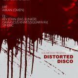 spheric - Disorted Disco 04.25.18 set sampler