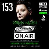 Freakhouze On Air 153 Mix by ● Orjan Nilsen