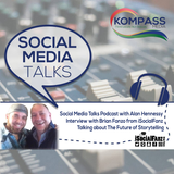 Episode #15 Social Media Talks interview with Brian Fanzo iSocialFanz. Future of Storytelling
