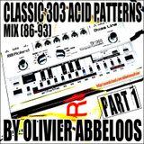 Classic 303 Acid Patterns (Part 1)