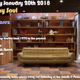 Saturday Soul w/Sean Alvarez Live @Punch House January 20th 2018