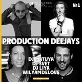 DJ MATUYA - PRODUCTION DEEJAYS (December 2015)