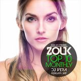 February 2017, Brazilian Zouk Top 10, DJ Vera