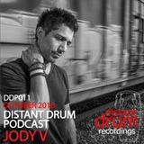 Distant Drum Podcast with Jody V DDP011